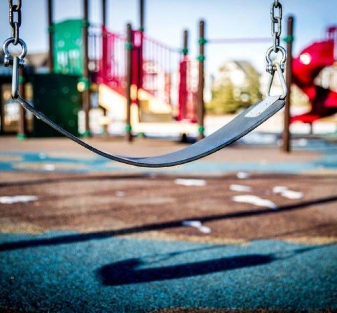 Детская площадка в саду – как устроить праздник детям?