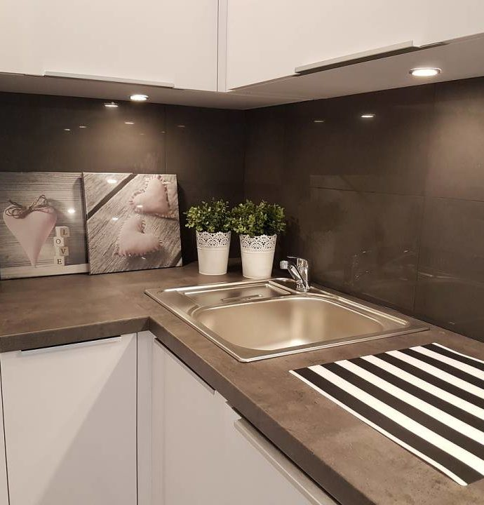 Как функционально оформить небольшую кухню?