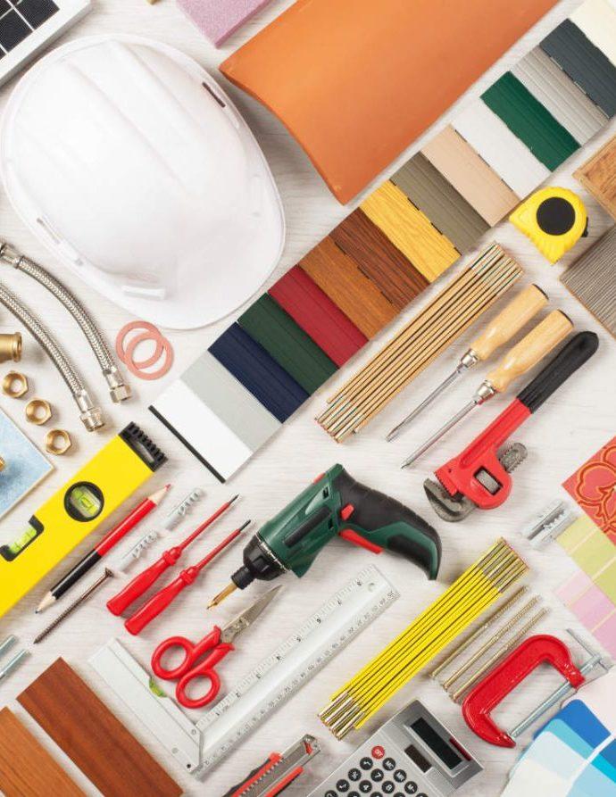 Покраска керамической плитки – все, что нужно знать