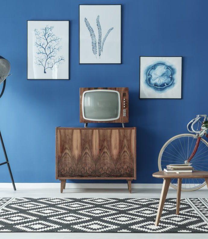 Стиль ретро – создайте неповторимую атмосферу в своей квартире