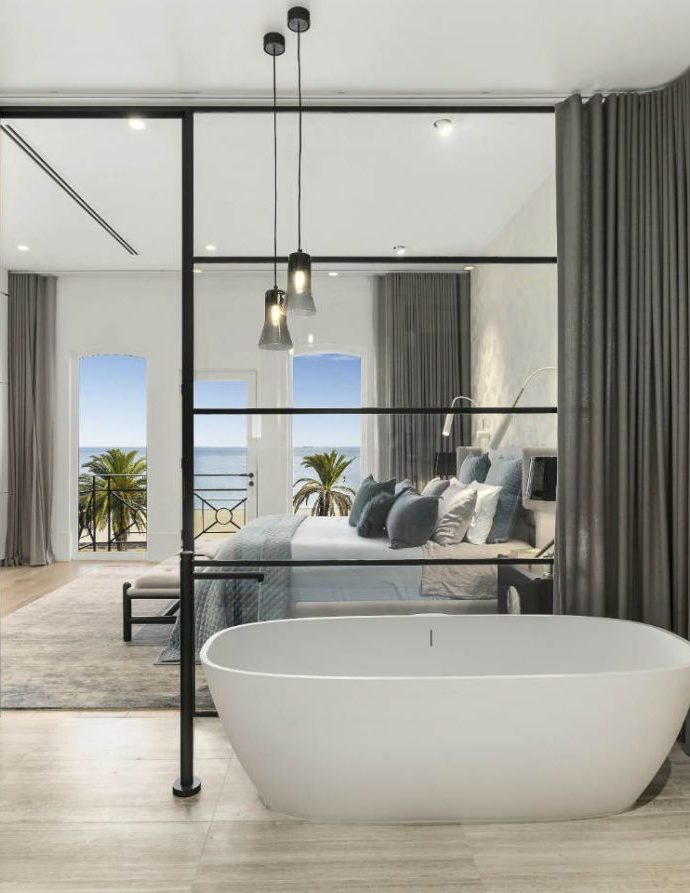 Тенденции 2020 года в дизайне ванных комнат