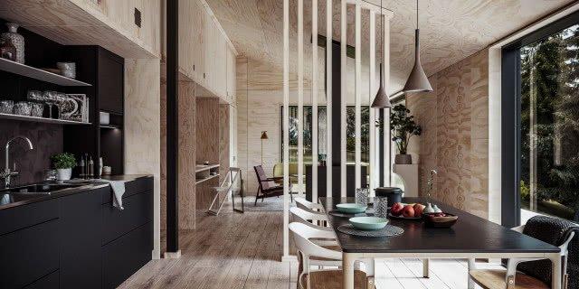 Откройте для себя красоту матовых поверхностей мебели