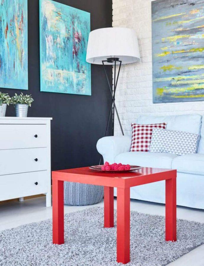 Какого цвета стены подойдут для белой мебели?